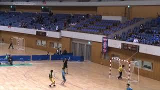 ハンドボール最高!2017選抜北海道予選準決勝!札幌月寒vs札幌真栄