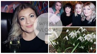 Girls Night Out, Another Girls Night Out & A Mean Chicken Pie | Weekly Vlog #8