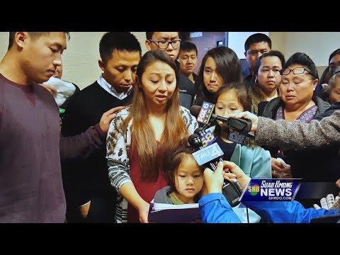 SUAB HMONG NEWS:  Lub Txim Txhaum Phua Rau Tus Meskas Dawb Tua 3 Tug Neeg Nyob Milwaukee, WI