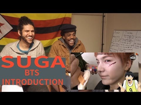 An Introduction to BTS Suga Version | REACTION