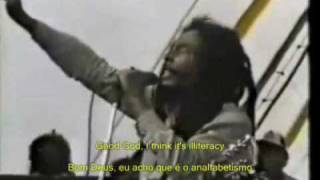 Bob Marley, Slave Driver (Tradução)