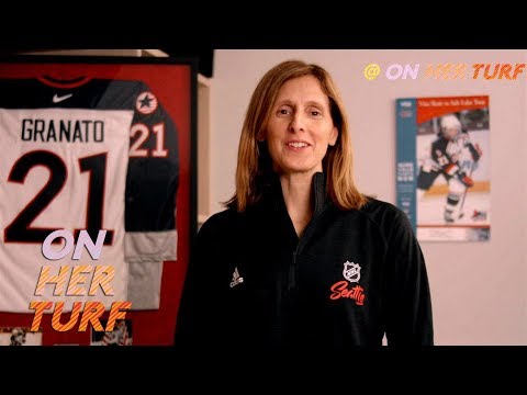 Canucks' Cammi Granato Blazing A Path For Women In The NHL | Hockey Is For Her S2E2 | NBC Sports
