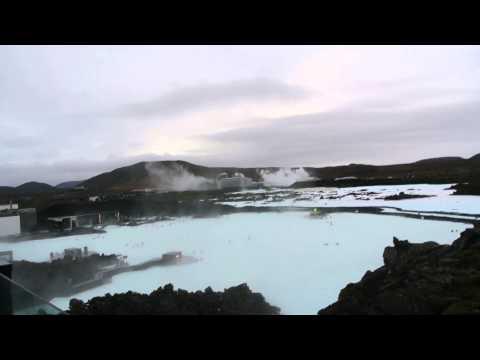 Blue Lagoon - Just outside Reykjavik