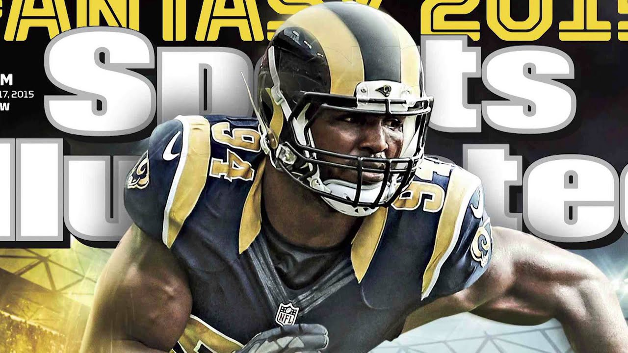 Robert Quinn Sports Illustrated Cover