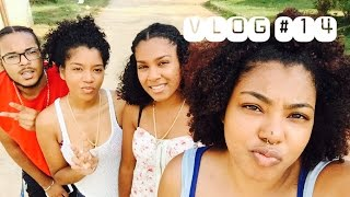 Jamaica Vlog #14 | Cheffing With Ziggy & My Sister Came !