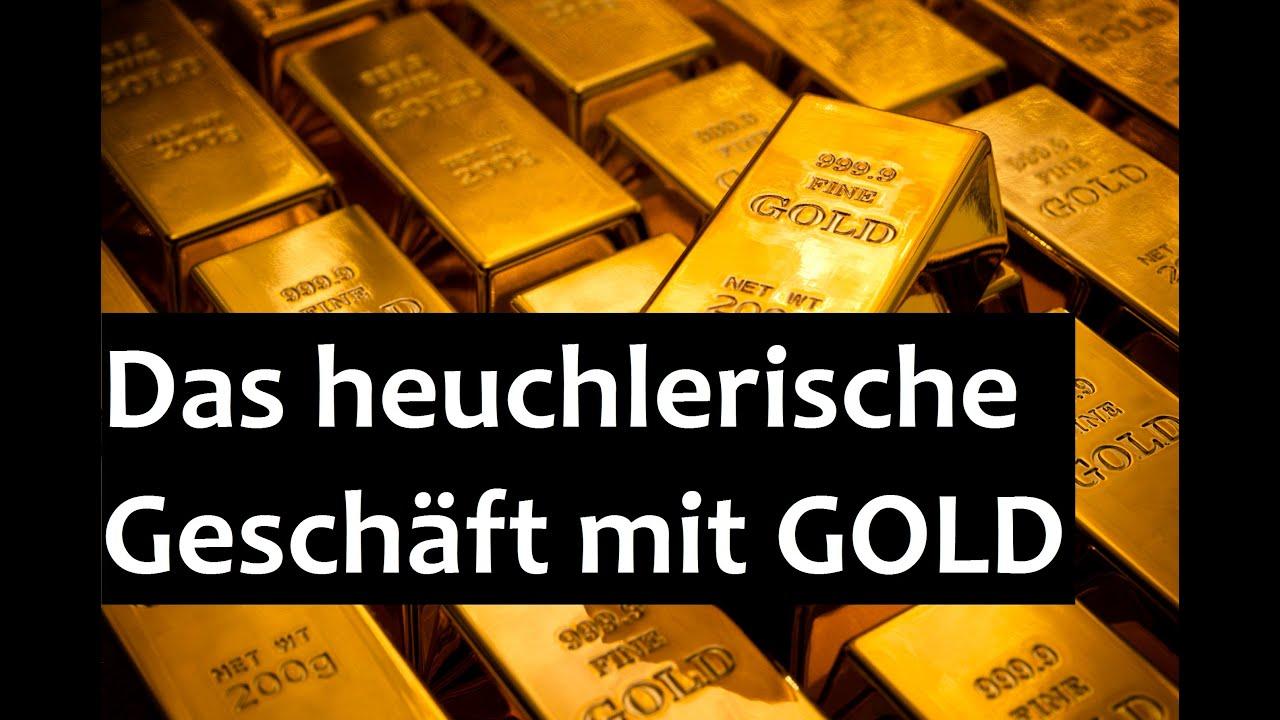 Das heuchlerische Geschäft mit GOLD - #Doku