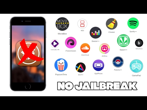 All Jailbreak Apps without Jailbreak for iPhone (iOS 9/10.3/10.3.1) | Free Hacked & Tweaked Apps!!