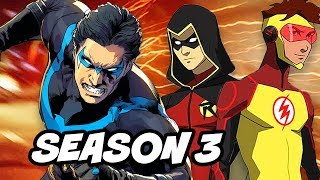 Young Justice Season 3 Episodes Release Date Confirmed and Interview Breakdown