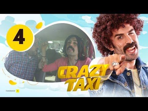 Crazy Taxi HD | كريزى تاكسي الحلقة الرابعة | سائق التاكسي مثلي الجنس