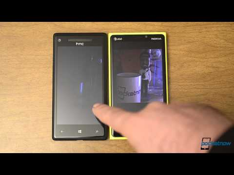 Nokia Lumia 920 vs. Windows Phone 8X