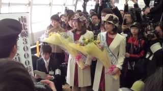 お疲れさま 札幌市営地下鉄南北線 3000形車両引退・ラストラン