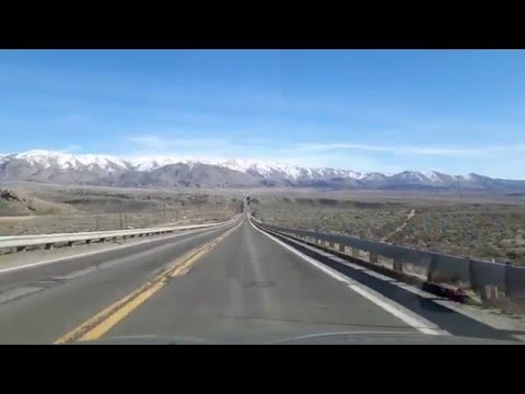 Highway 70- from California to Nevada