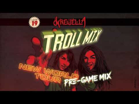 Krewella Troll Mix Vol. 19: New World Tour Pre-game Mix