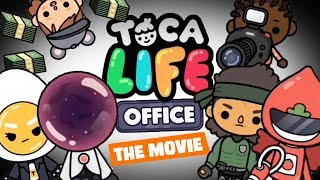 Toca Life OFFICE: The Movie!!!