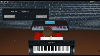 U.N. Owen Was Her by: ZUN on a ROBLOX piano. [PianoKid11 Transcription]