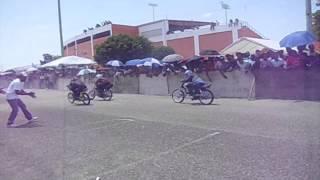 Carrera de Ax 100 (Campeonato 2012) La Romana