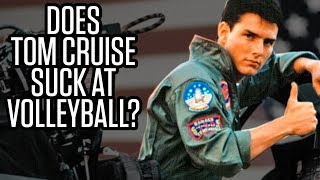 Top Gun: Hot Takes, Beach Volleyball And Tom Cruise | SN At The Movies