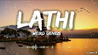 Download lagu Weird Genius - LATHI (Lyrics Video) Ft. Sara Fajira