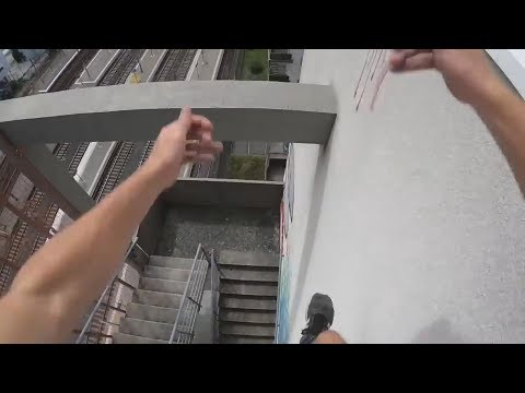 Amazing Parkour and Freerunning 2018