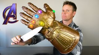 Download What's inside the Infinity Gauntlet? Mp3 and Videos