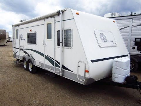 Ft Surveyor Hybrid Travel Trailer