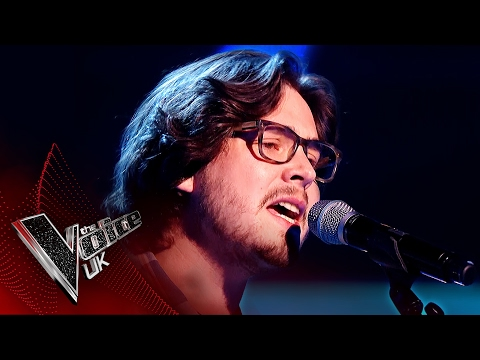 Lawrence Hill performs 'Save Tonight': Blind Auditions 5 | The Voice UK 2017