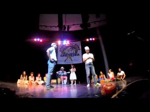 CDO South Africa Show at  Baxter Theater 2015- Santa Maria