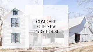 Come see our new farmhouse!! FARMHOUSE RESTORATION | Homestead