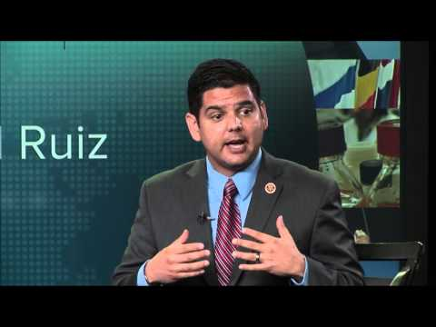 From HSPH to the U.S. Congress: Leadership Lessons from an Alum | Raul Ruiz | Voices in Leadership