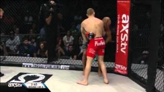 XFC 24 - Scott Holtzman vs John Mahlow - Lightweight Championship MMA Title Fight