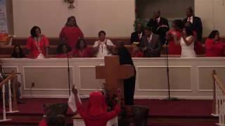 """What's That Smell?""(conclusion)- Bishop C. D. Mitchell, Guest Preacher"