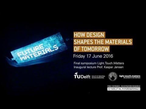 Future Materials - Friday 17 June 2016