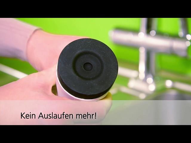 WENKO Spülmittelspender Easy Squeez-e