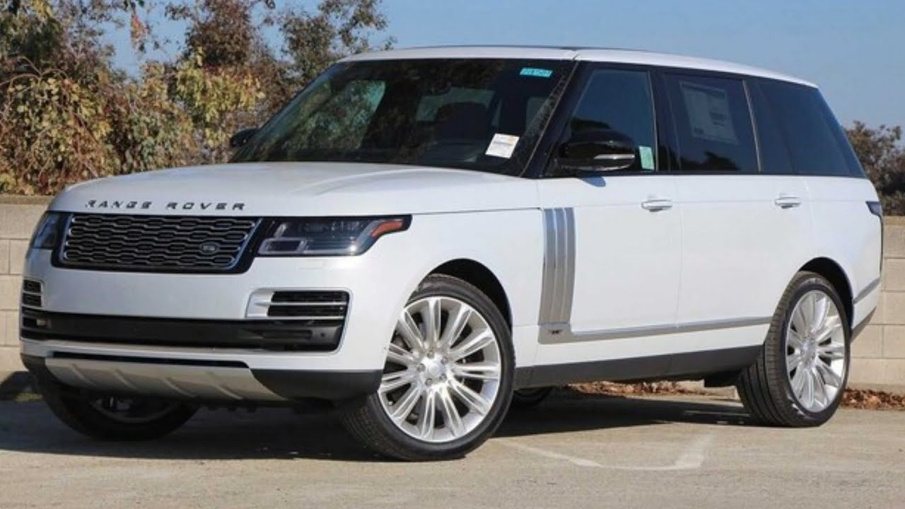 Range Rover Long Wheelbase >> 2019 Range Rover SVAutobiograpy Long-Wheelbase (Perfect Luxury SUV) - YouTube
