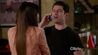 Cece Is Pregnant With Schmidt's Baby | New Girl