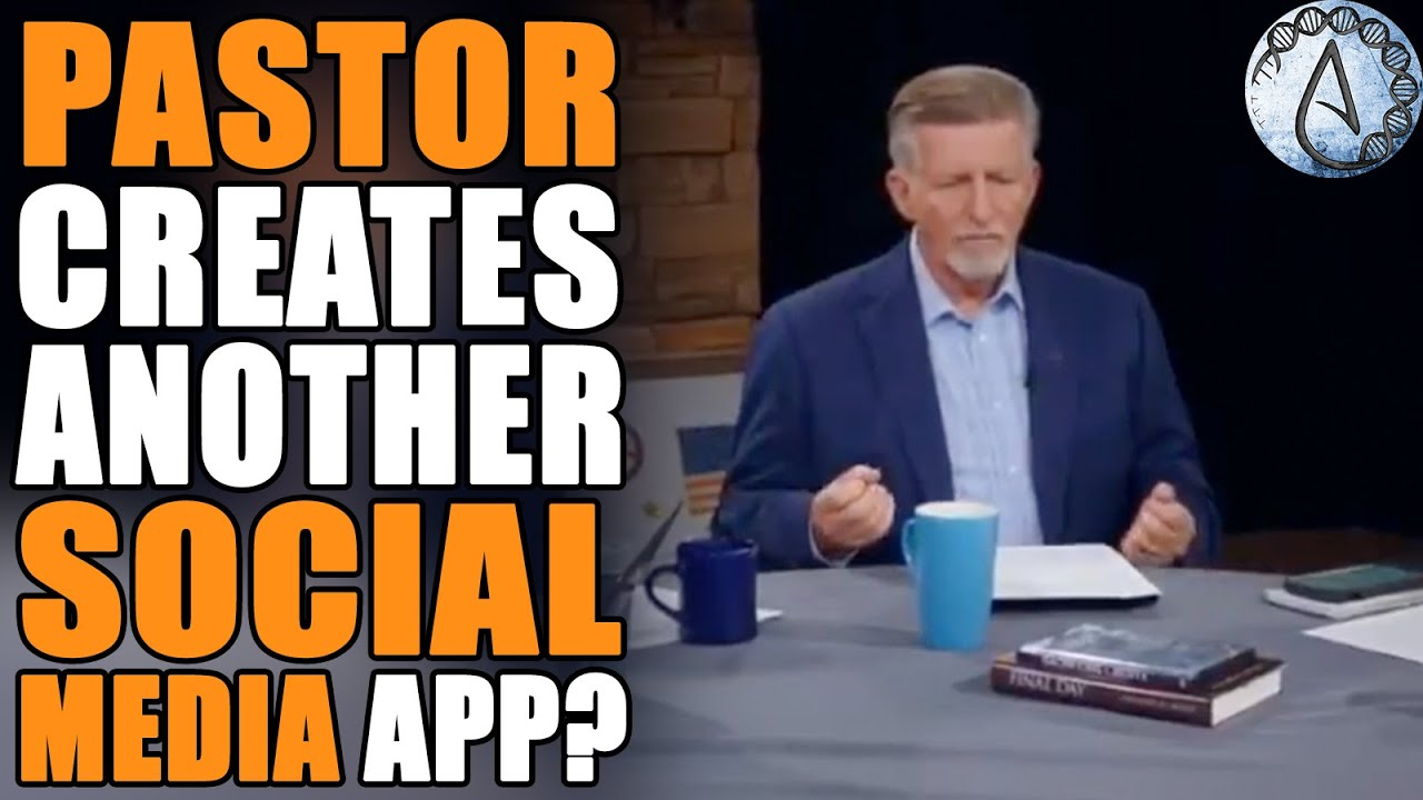 ANOTHER Pastor Creates Right Wing Social Media Network