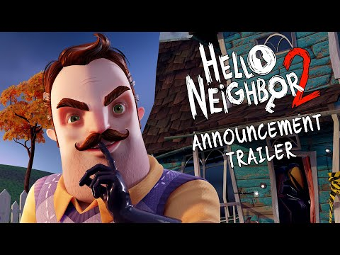 Hello Neighbor 2 Announcement Trailer | Xbox Series X, PC
