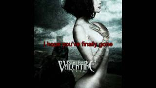 Bullet For My Valentine - A Place Where You Belong (With Synchronized Lyrics in Video) [Full Song]