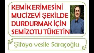 KEMİK ERİMESİNİ MUCİZEVİ ŞEKİLDE DURDURMAK İÇİN YABANİ SEMİZOTU TÜKETİN ~ Şifaya vesile Saraçoğlu
