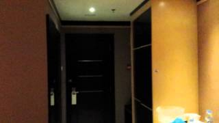 Nagoya Mansion hotel & Residences hotel deluxe room night view