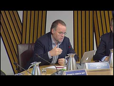 Local Government and Communities Committee – Scottish Parliament: 24 May 2017