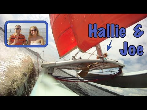 2nd Gift of Cruising Winners: Hallie & Joe!