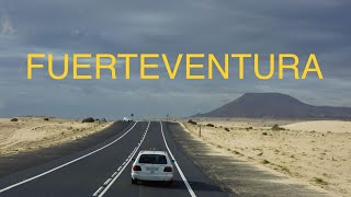 Fuerteventura , Canary Islands HD