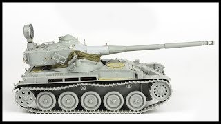 War Thunders New SCOUTING System   AMX 13 90 Gameplay
