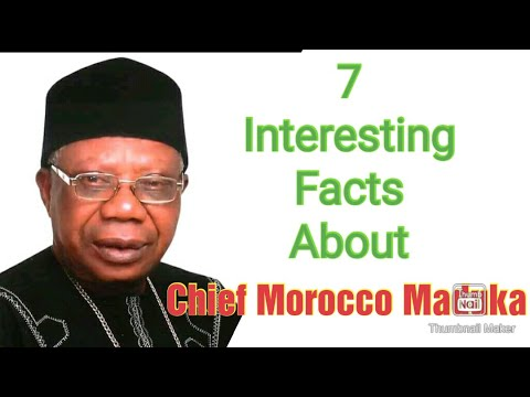Download Chief Emeka Morocco Maduka - 7 Incredible Facts You Never Knew About Him (RIP)