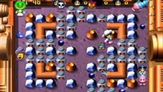 Bomberman Party Edition - Incoming! Part 1
