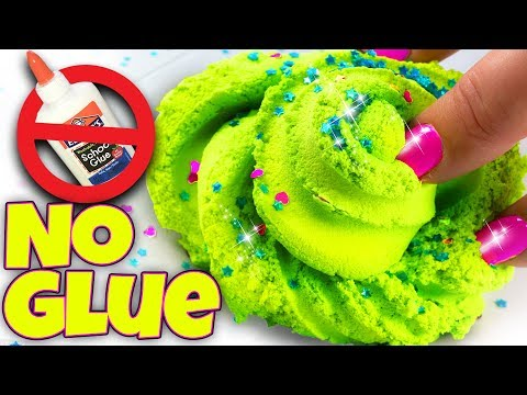 9 BEST 1 INGREDIENT AND NO GLUE SLIME RECIPES! NO FAIL