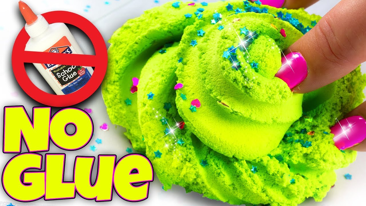 9 BEST 1 INGREDIENT AND NO GLUE SLIME RECIPES! NO FAIL #1