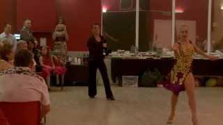 Adelmo Mandia & Leah Rolfe - Samba