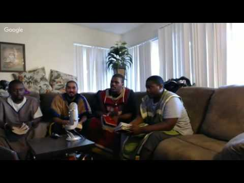 """GMSLANORTH """"Liveshow"""" Negros, Latins & Native Americans can only be SAVED !!!"""